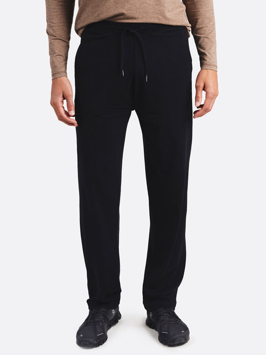 'TASC' Men's Carrollton Bamboo Pant - Black