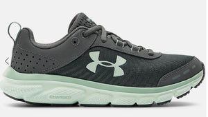 'Under Armour' Women's Charged Assert 8 - Pitch Grey / Seaglass