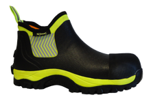 'Reed' Men's High Viz Romeo Insulated EH WP Comp Toe - Black