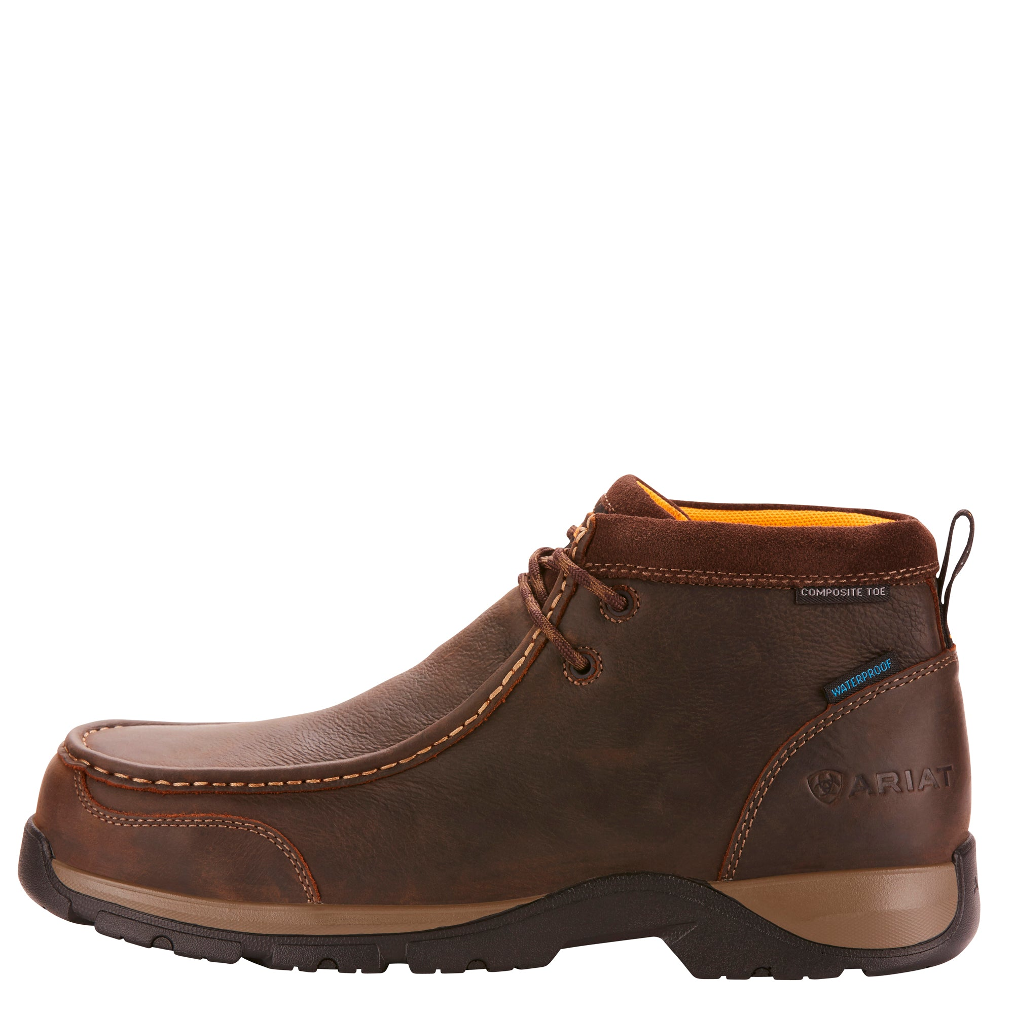'Ariat' Men's Edge LTE Moc Comp Toe - Brown