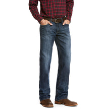 'Ariat' Men's M4 Swift Relaxed Fit - Medium Stonewash