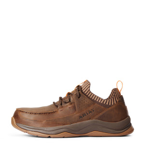 'Ariat' Men's Working Mile EH Comp Toe - Brown
