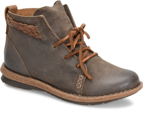 'Born' Women's Temple Chukka - Taupe