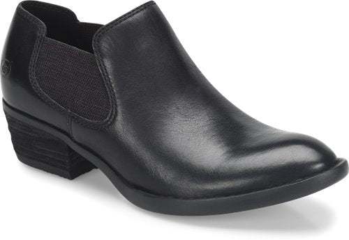 'Born' Women's Dallia Slip On Shoes - Black