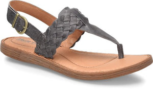 'Born' Women's Sumter Sandal - Grey