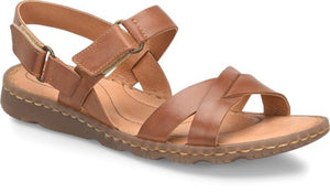 'Born' F62226 - Jemez Walking Sandal – Rust