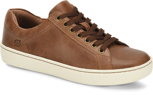 'Born' Women's Sur Oxford - Brown