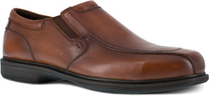 'Florsheim' Men's Coronis SD Dress Slip On Steel Toe - Brown