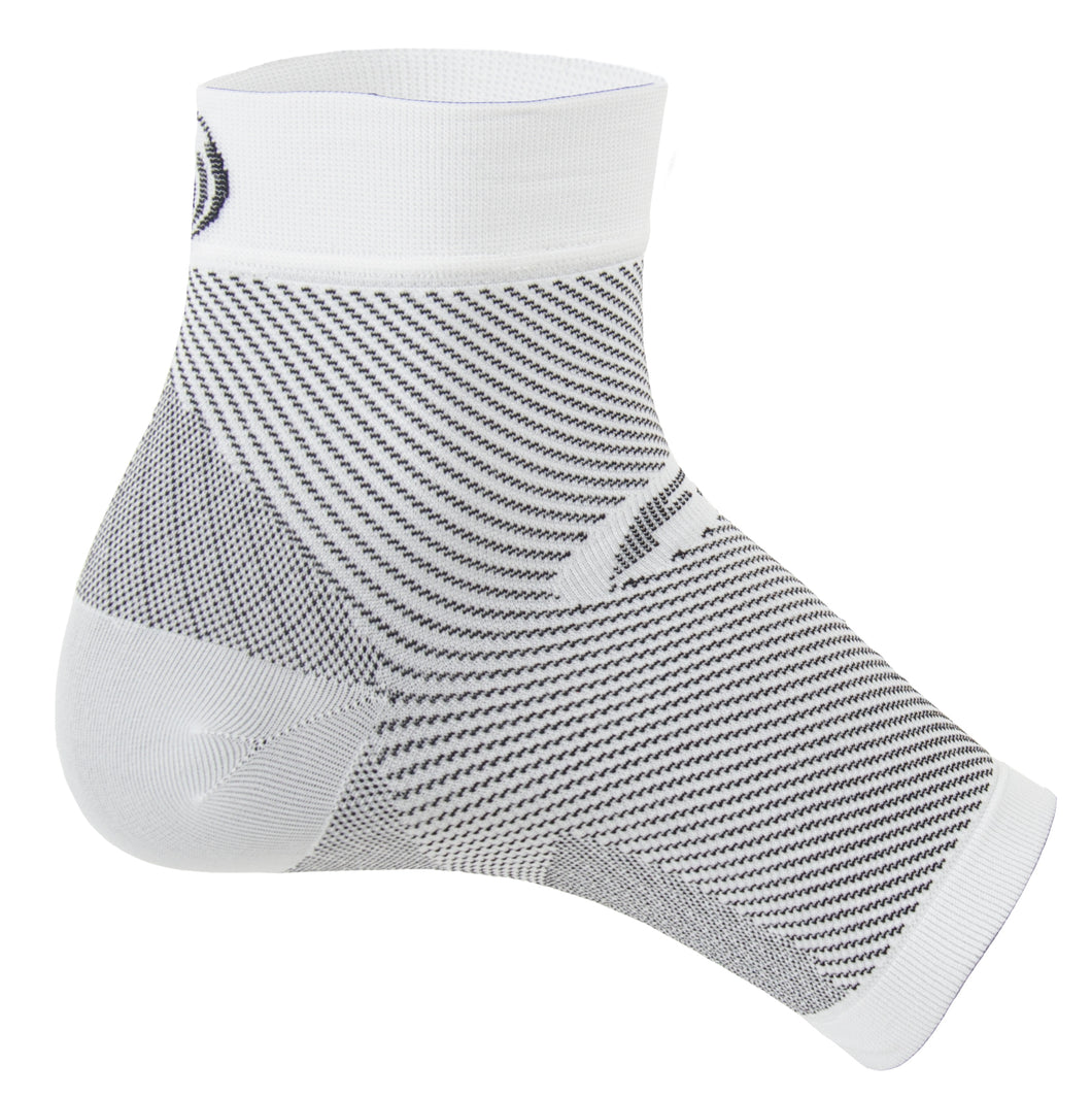 'OS1st' OS1-3234 - Performance Foot Sleeve -  White