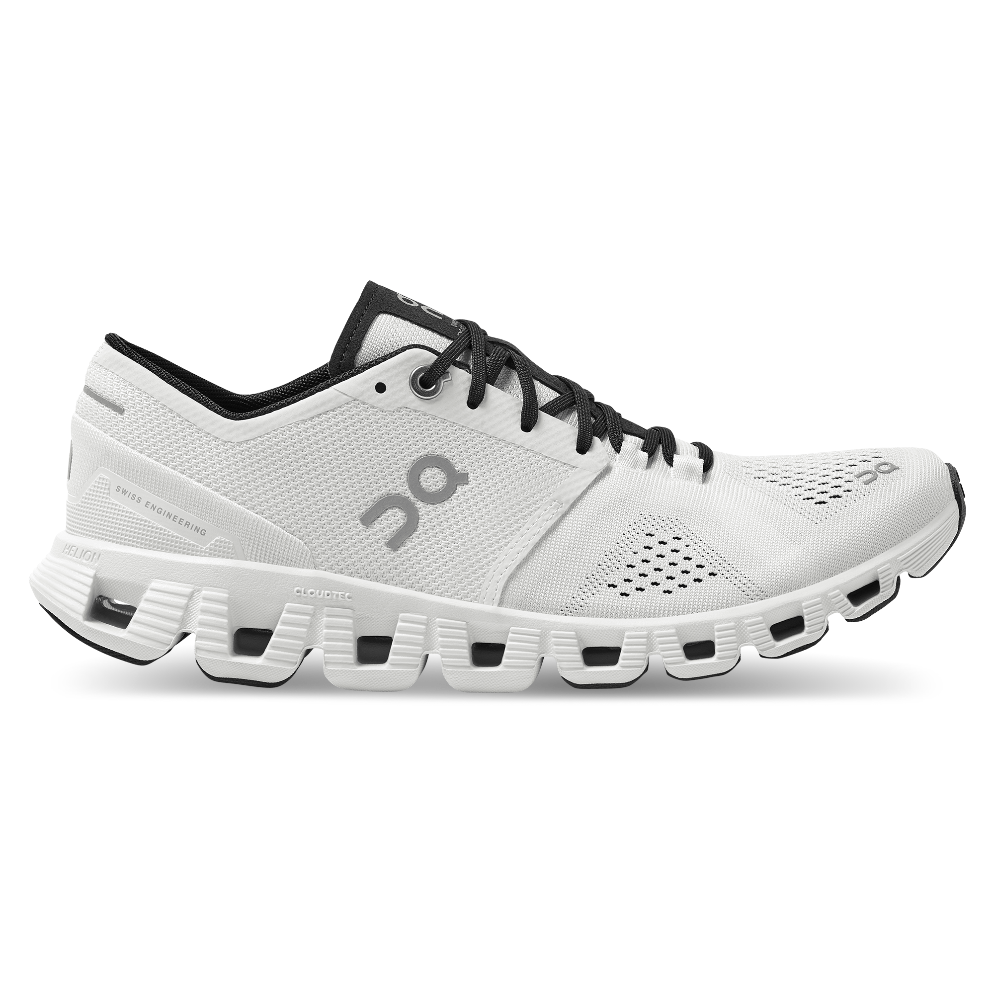 'On Running' Women's Cloud X - White / Black