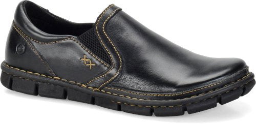 'Born' Men's Sawyer Slip On - Black