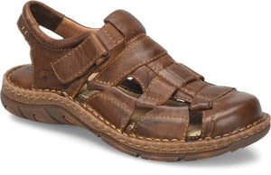 'Born' Men's Cabot III Sandal - Brown