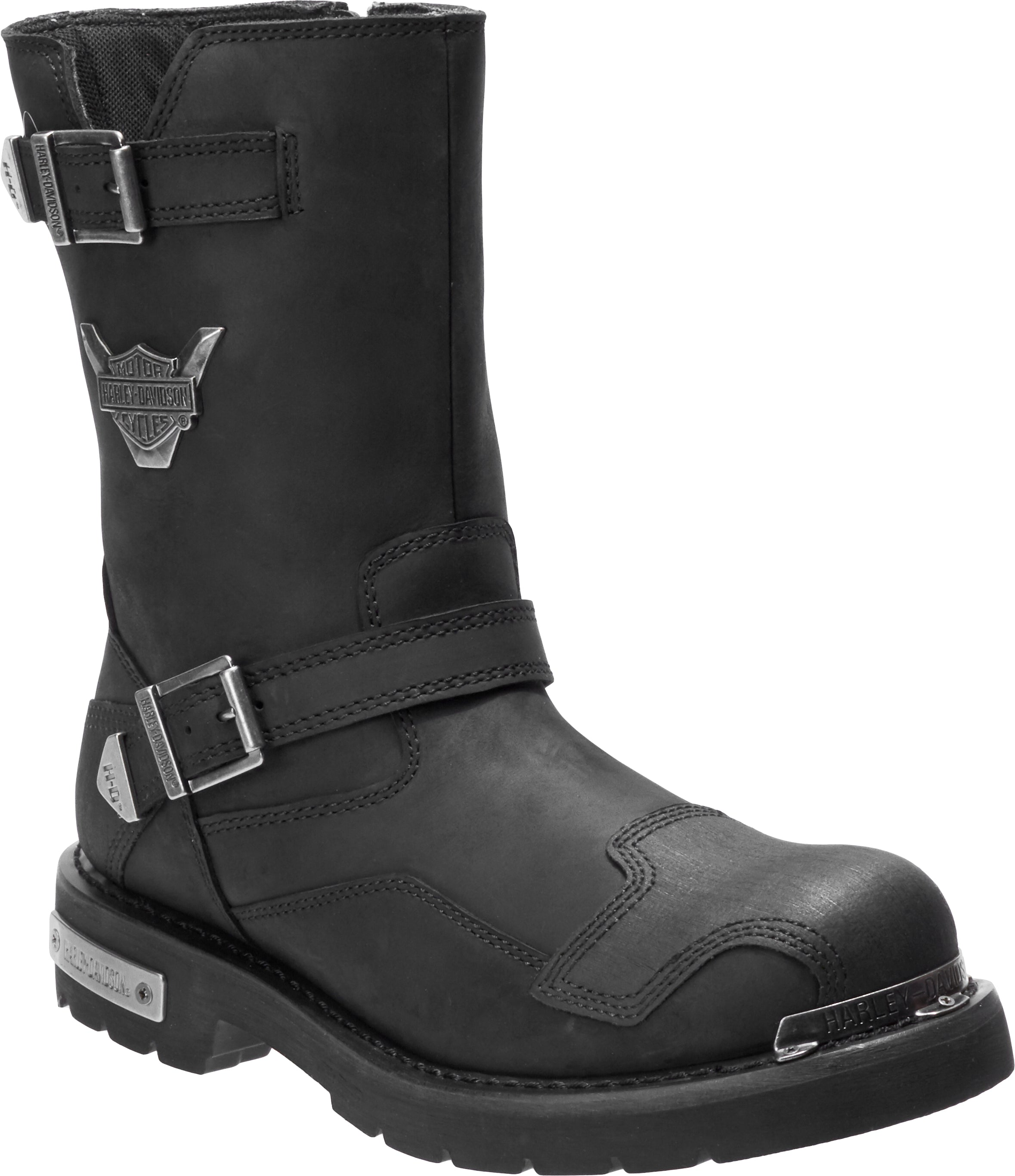 'Harley Davidson' D93521 - Men's Stroman Boot - Black