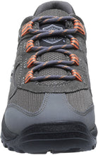 'Harley Davidson' Women's Wincrest Oxford - Grey / Light Orange