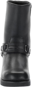 "'Harley Davidson' Women's 8"" Christa Harness Boot - Black"