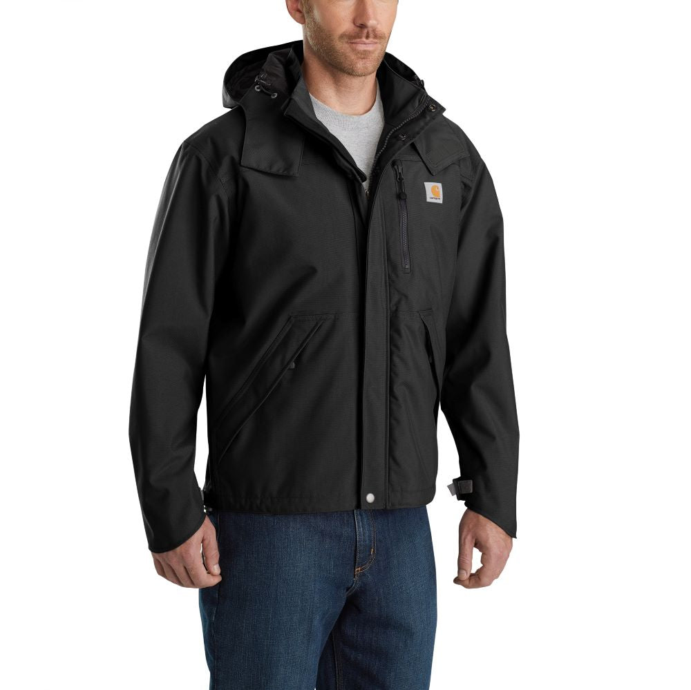 'Carhartt' Men's Shoreline WP Jacket - Black