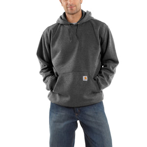 'Carhartt' Men's Midweight Pullover Hoodie - Carbon Heather