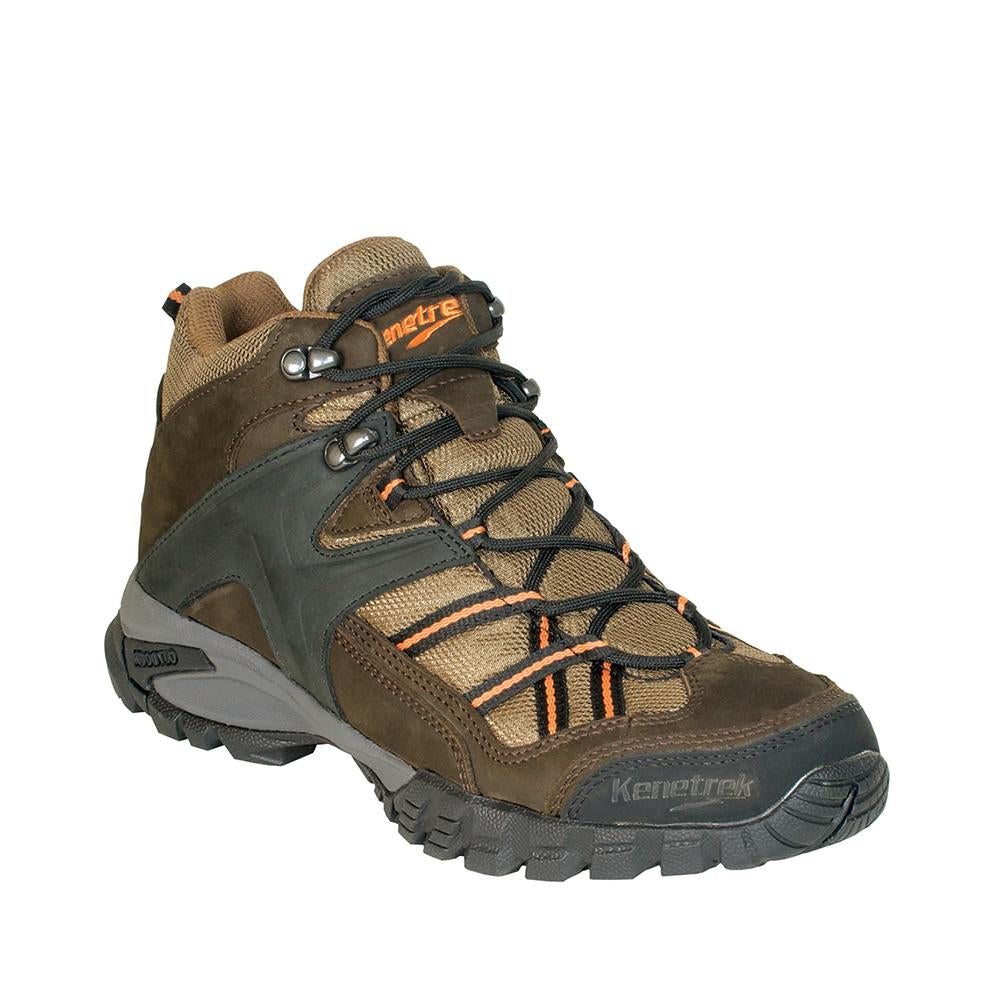 'Kenetrek Boots' Men's WP Bridger Ridge High - Coffee Brown