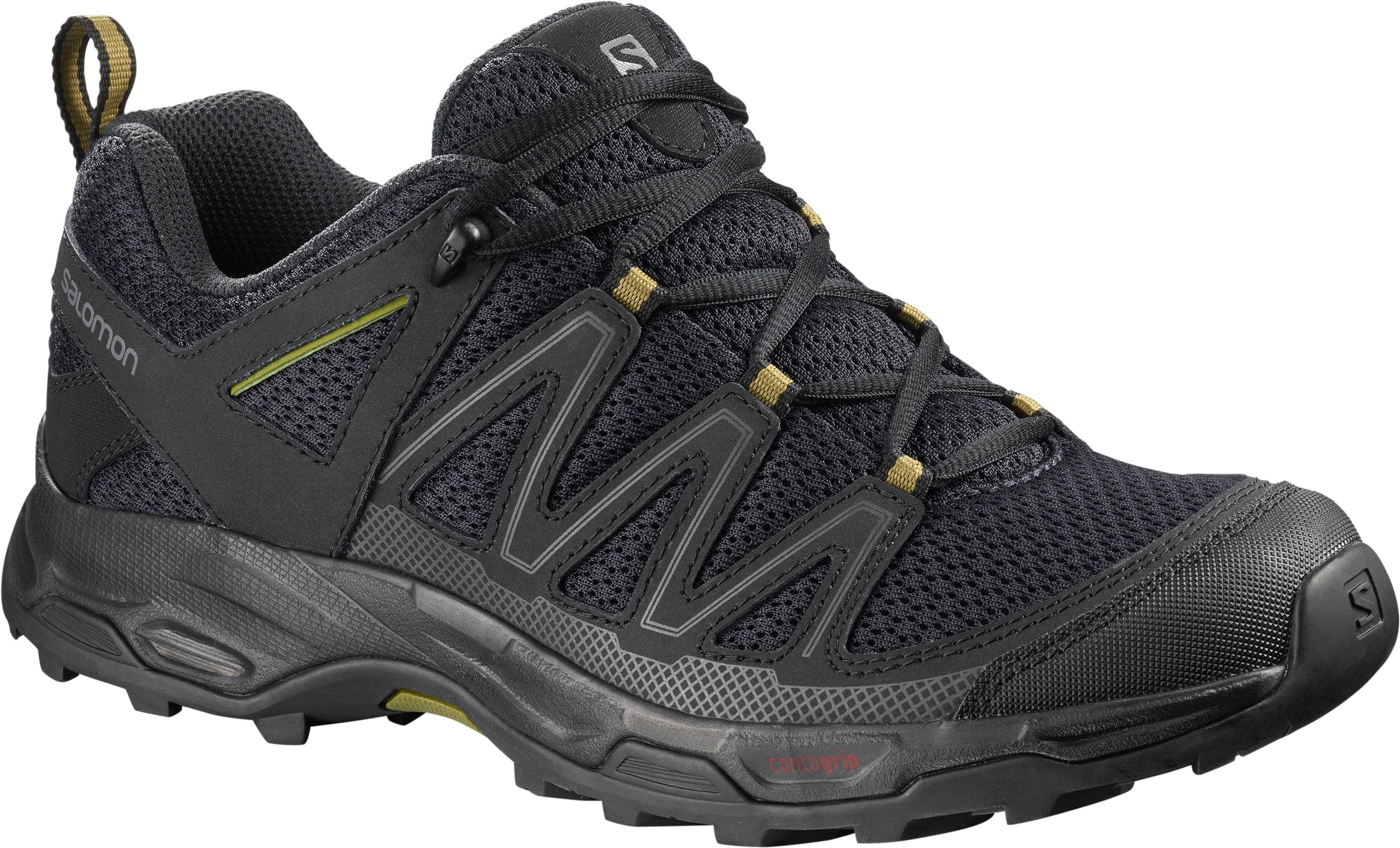 'Salomon' Men's Pathfinder WP Hiker - Night Sky / Black / Martini Olive