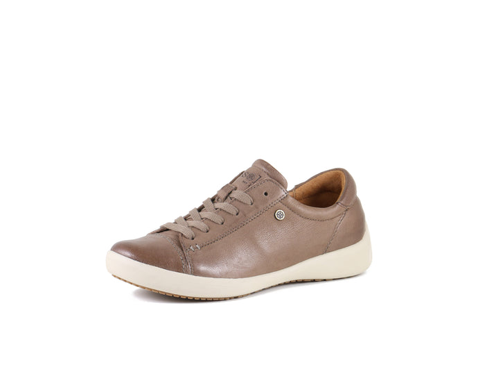 'Bussola' Lecce Liv - Women's Lace-up Sneaker – Fossil