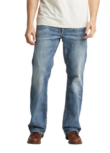 'Silver Jeans' Men's Craig Bootcut - Medium Wash Indigo