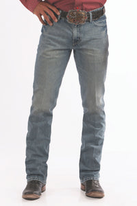 'Cinch' Men's Ian Jeans - Lt. Stonewash