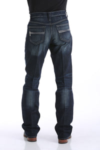 'Cinch' Men's Carter 2.4 Performance Denim - Dark Rinse