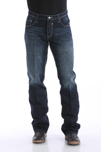 'Cinch' Carter 2.4 Performance Denim - Dark Rinse