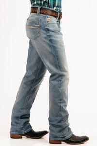 'Cinch' Men's Carter 2.0 Relaxed Fit Bootcut - Lt. Stone Wash
