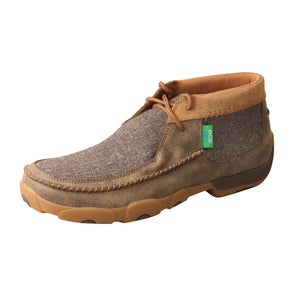 Eco Driving Moccasin - Dust / Bomber