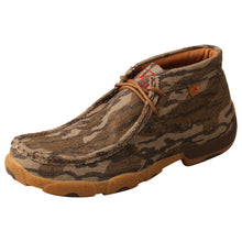 'Twisted X' Men's Chukka Driving Moc - Camo
