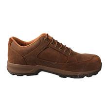 Oxford Steel Toe - Distressed Saddle