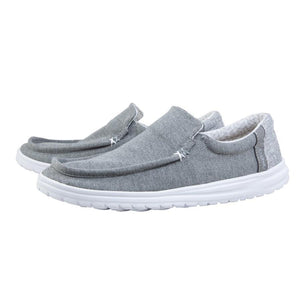 'Hey Dude' Men's Mikka Stretch - Grey