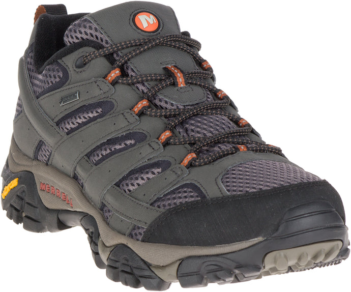 Moab 2 Wide Gore-Tex Waterproof - Green / Beluga / Grey / Black