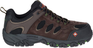 Ridgepass Bolt Composite Toe - Brown / Black