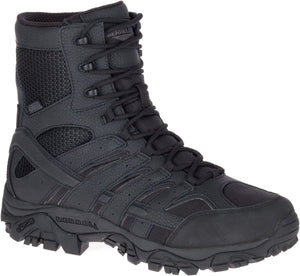 "'Merrell' Unisex 8"" Moab 2 Tactical WP Soft Toe - Black"