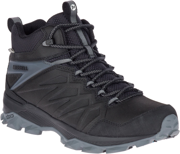 Thermo Freeze Waterproof 400 Gram Hiker - Black / Grey