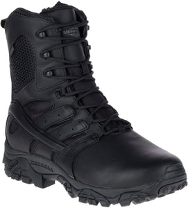 "'Merrell' Unisex 8"" Moab 2 Tactical Response WP Soft Toe - Black"