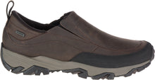 'Merrell' Men's Coldpack Ice+ Moc WP - Brown / Black