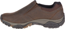 'Merrell' Men's Moab Adventure Moc - Dark Earth / Brown