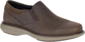 World Vue Wide Moc - Light Brown