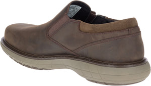 'Merrell' Men's World Vue Moc - Light Brown