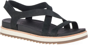 'Merrell' Women's Juno Backstrap Sandal - Black