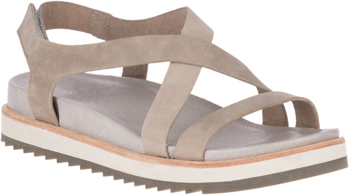 'Merrell' Women's Juno Backstrap Sandal - Moon