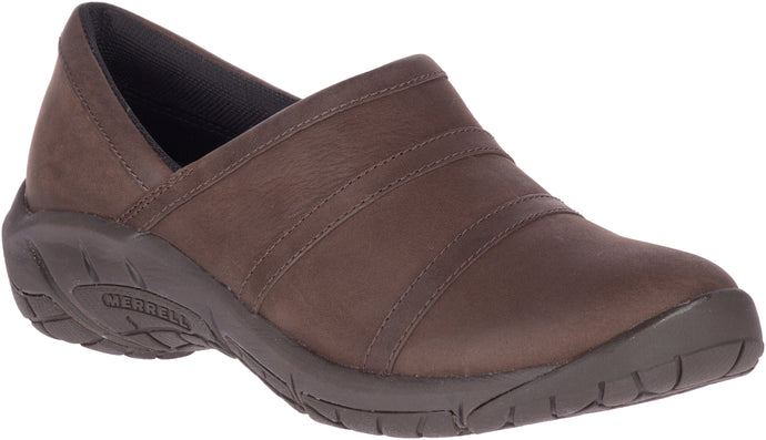 'Merrell' Women's Encore Moc 4 Slip On - Bracken (Wide)