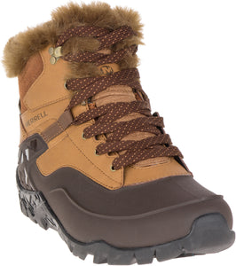 'Merrell' Women's Aurora 6 Ice+ WP - Tan / Brown