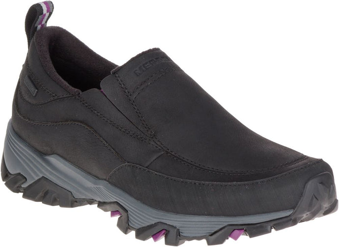 'Merrell' Women's Coldpack Ice+ Moc WP - Black (Wide)