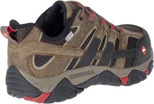 'Merrell' Women's Moab 2 Vent WP Comp Toe - Tan / Brown / Pink