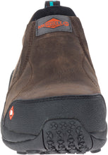 Slip On Composite Toe Electric Hazard Slip Resistant - Brown