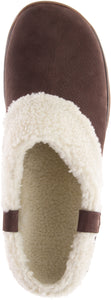 'Merrell' Women's Encore Ice Slide Q2 - Espresso / Brown / White